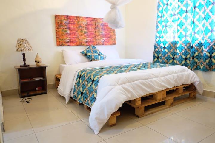 BISOKE ROOM (Double bed)