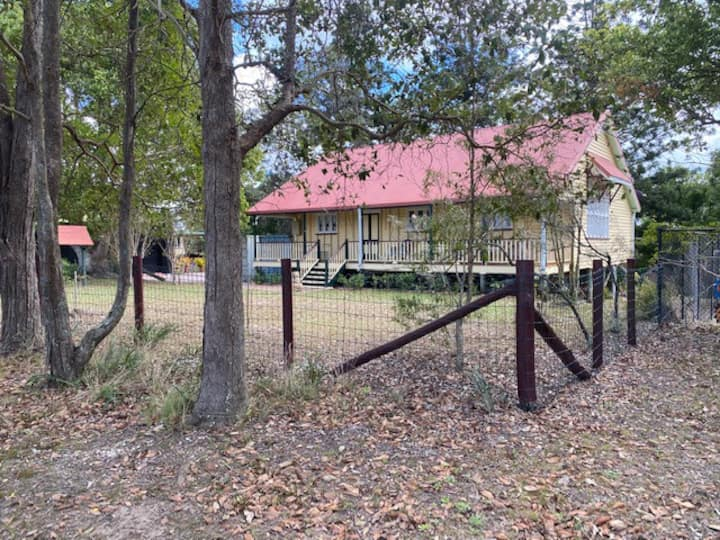 The 1898 'Old Schoolhouse'. A Wonderful Stay...