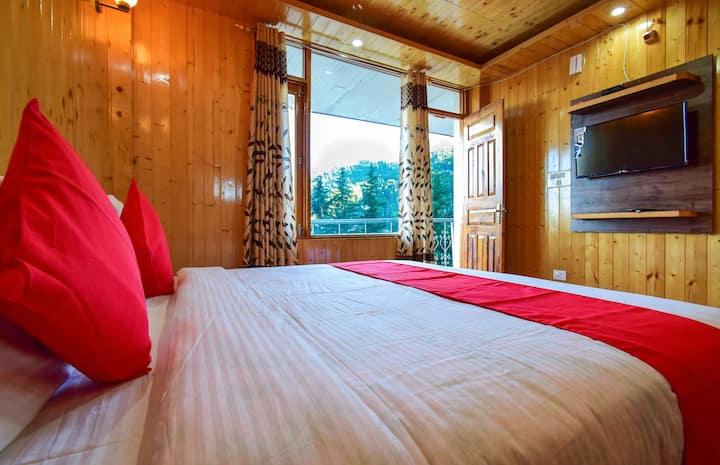 1 Deluxe Room/Homely stay/Mountains Kufri (Shimla)