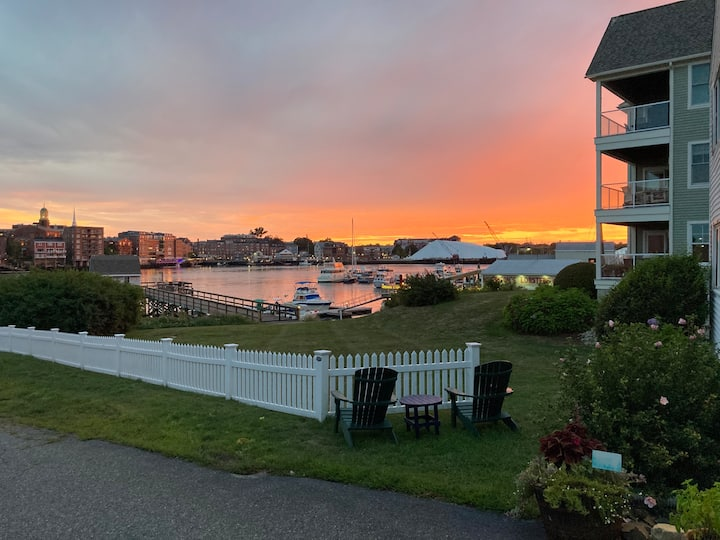Waterfront Condo with Sweeping Portsmouth Views -3