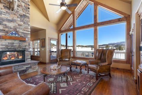 Alpine Lakes Lodge, 35 Private Acres