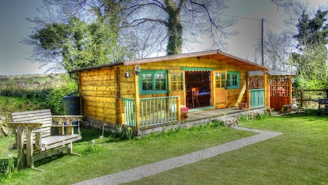 The Cabin. 2 Adults + 2 Children (aged 4-12)
