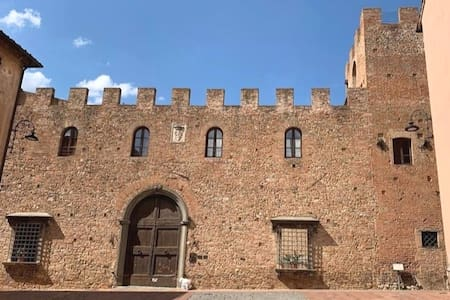 TOWER HOUSE TUSCANY - CASA TORRE