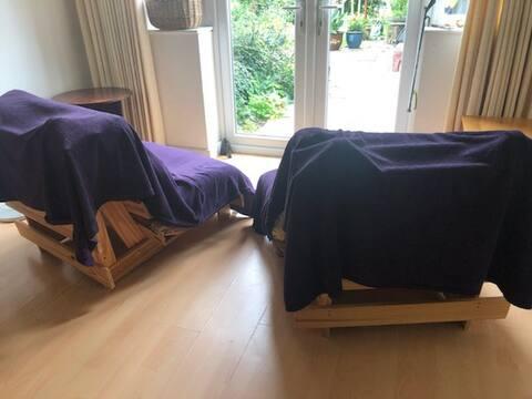 Private Annex En suite Double Room (Dog Friendly)