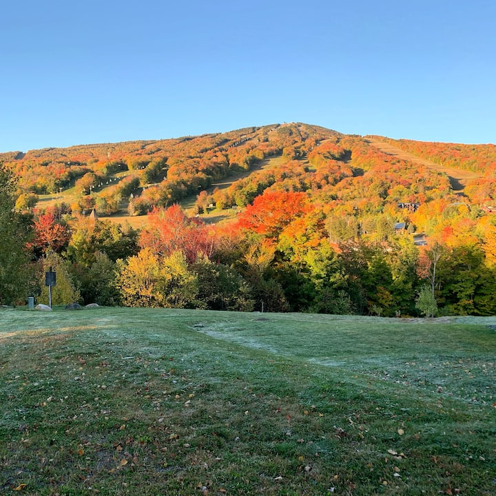 Escape Into Fall With an Updated Condo @ Mt.Snow