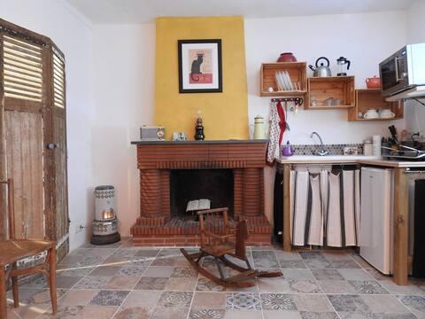 Studio vintage Le Chat noir