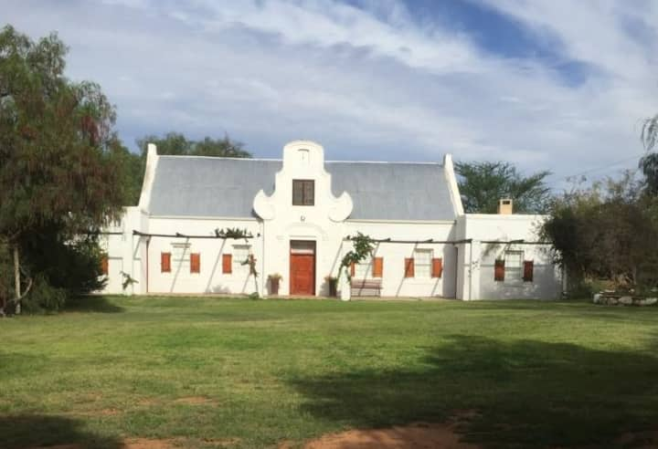 Bella de Karoo Guest Accommodation, Restaurant