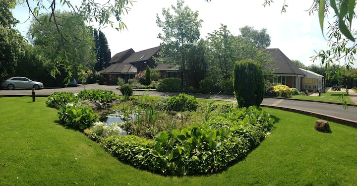 Brook Marston Farm Hotel - Tamworth
