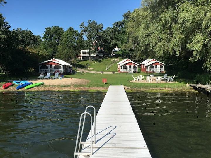 Miller Cottage at Terrace Beach Retreat