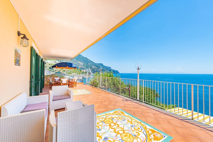Ravello Art Boutique Terrace Apartment