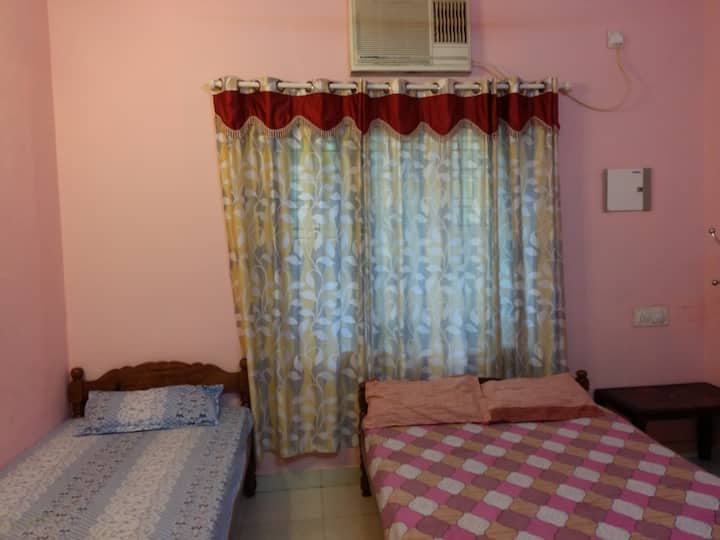 home for group stay Thiruvalla,