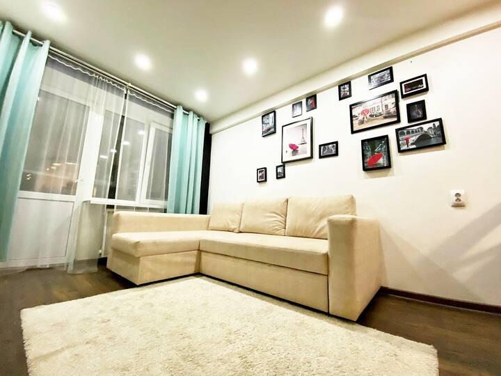 Стильная квартира на Свободы, 158