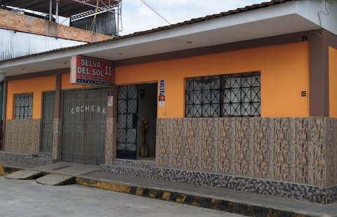 """Selva del Sol II"" accommodation"