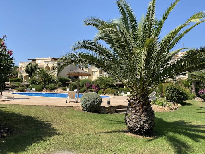Cala Anguila Apt with Pool-Near Beach/Porto Cristo