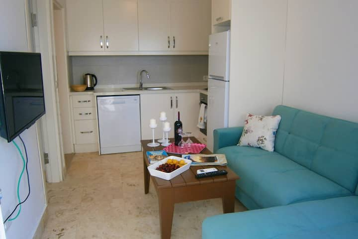 One Bedroom Apartment in Central Bodrum 2