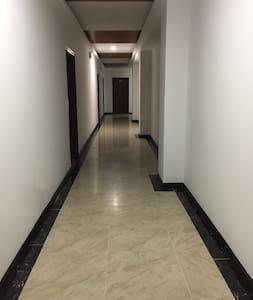 房源入口通道