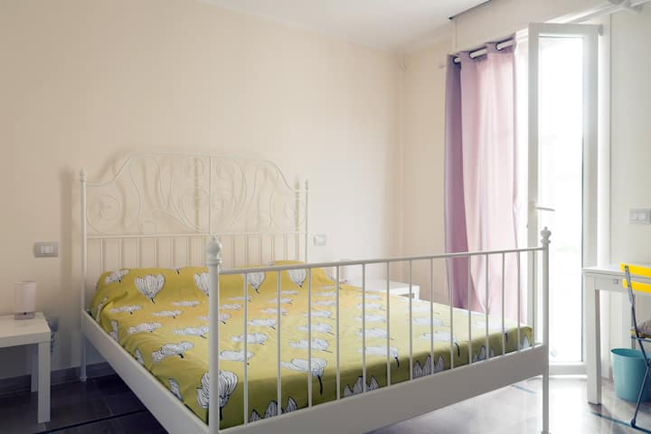 Suite with private courtyard, Lecce city center