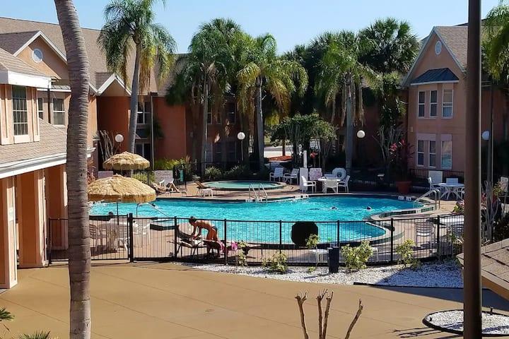Modern Great Villa near Disney & Parks