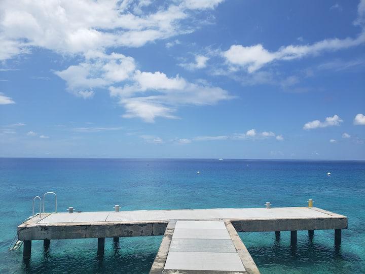 Oceanfront Condo w/ Onsite Diving & Restaurant