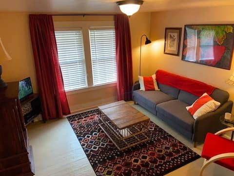 The Nest - A Rail Trail Vacation Rental