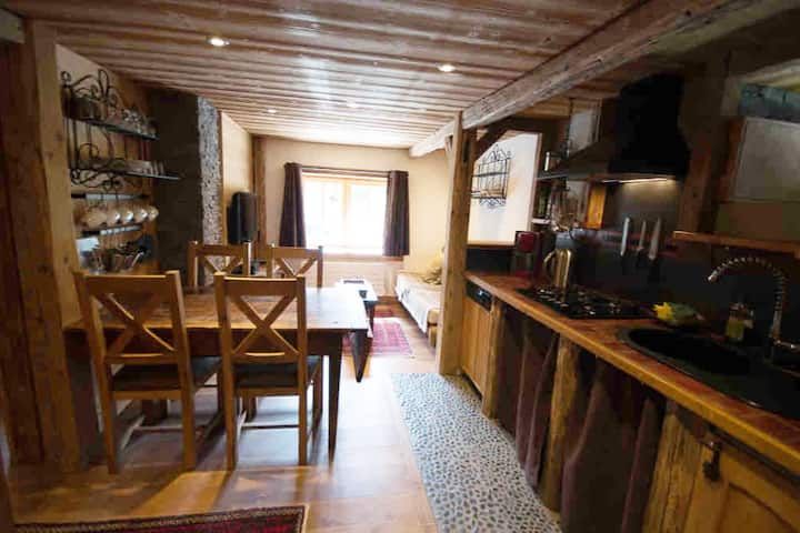 Appartement Le Sizeray - Mont Blanc