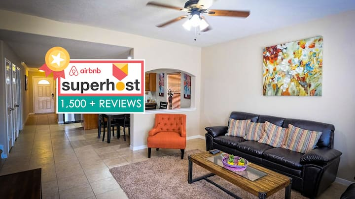 Houston and Katy Area - Short Term Monthly Rental