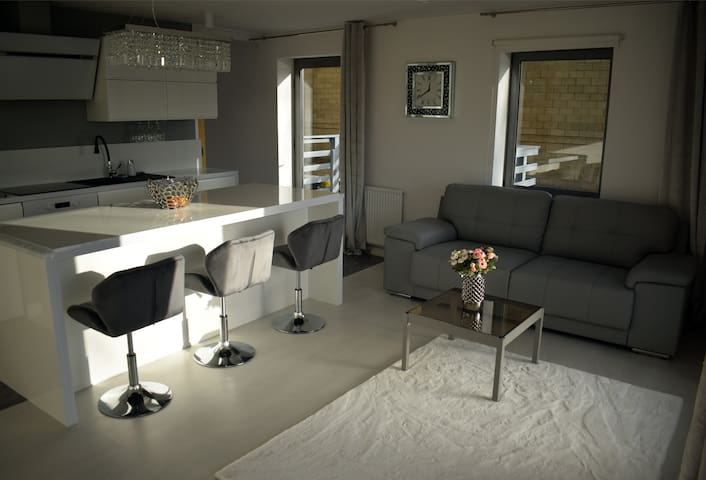 Amazing two bedroom flat with a Riverview