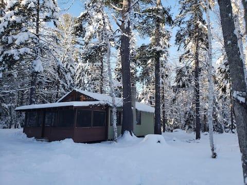 Camp Ursus rustic and peaceful