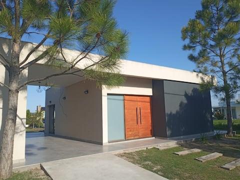 Casa en barrio privado, Oliveros, Santa Fe