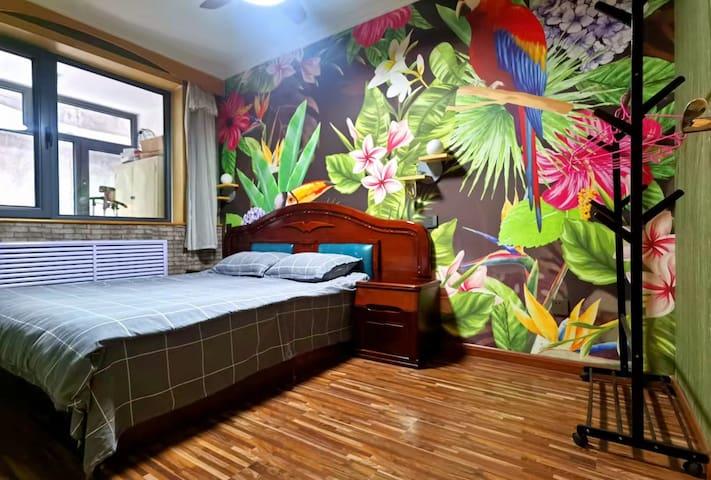 漂亮的小卧室
