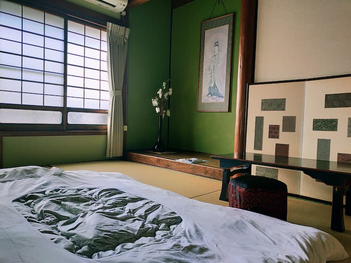 Quiet and Minimal【Tsubaki】Japanese style room