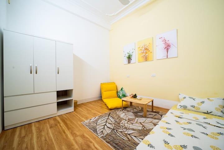NEW RENOVATE - Private Room near Hanoi University