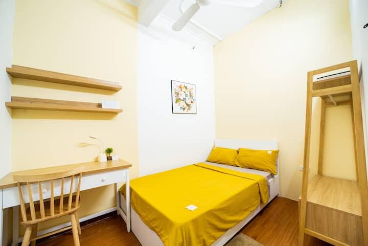 NEW RENOVATE - Quiet Room near Hanoi University