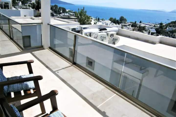Amazing View in Central Bodrum 2