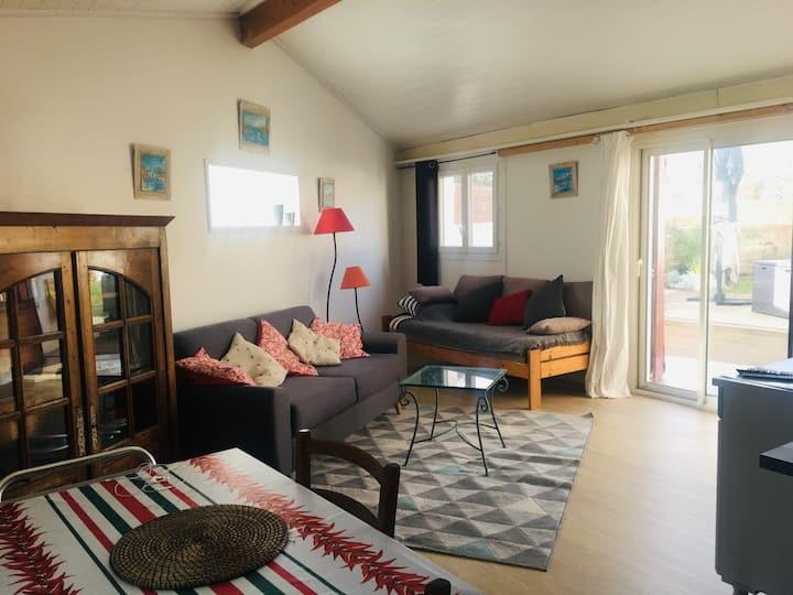 Appartement proche Chiberta et plages