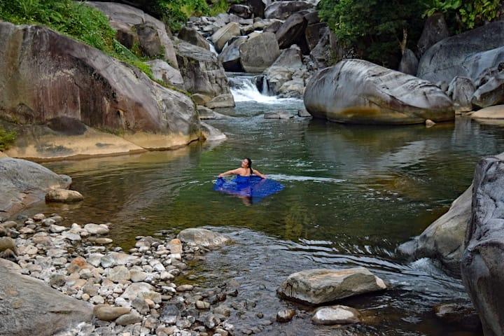 Prep-Camping @ Casa Parcha (El Yunque)Set for you