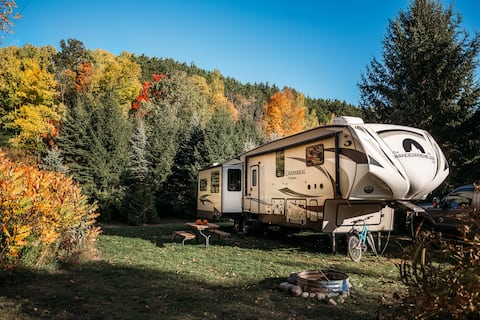 Quiet Frankfort Campsite(#2)