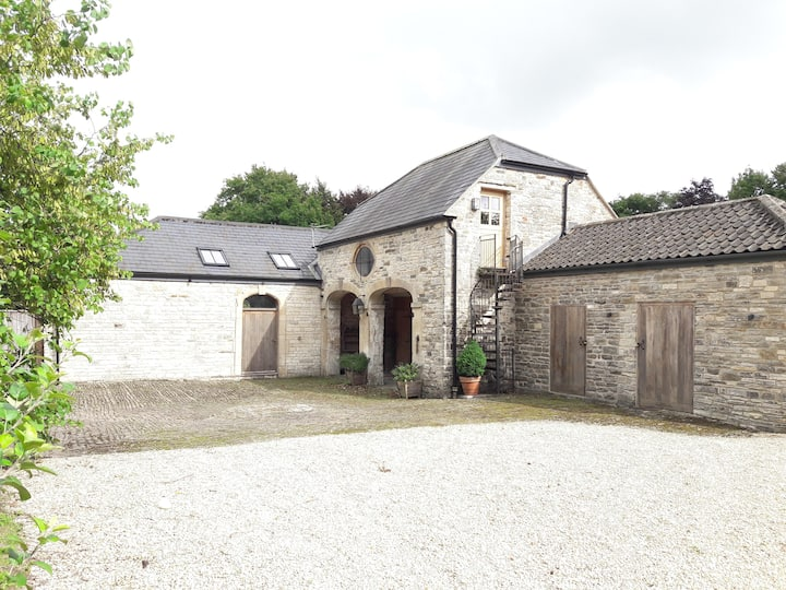 The Stable Loft at High Littleton, Somerset