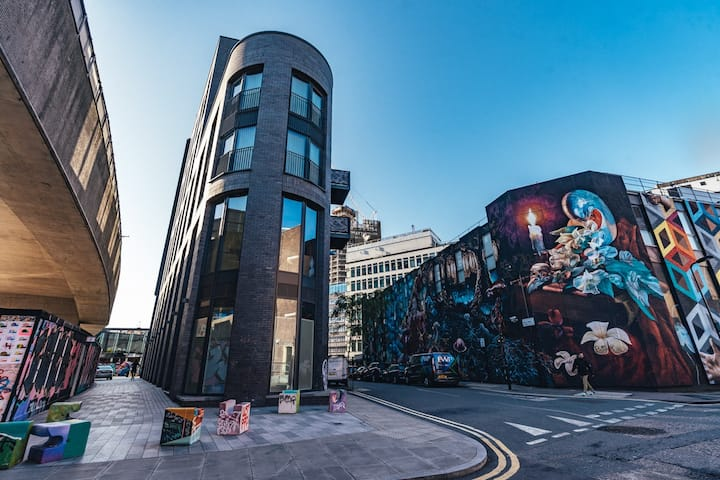 Luxury retreat in the heart of Shoreditch (G)