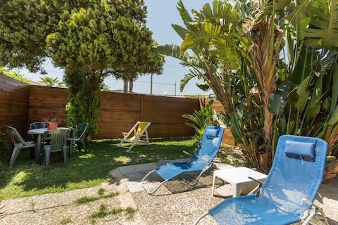 Syracuse- Lovely Garden Retreat Villa