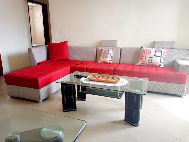 Appartement 1 chambres salon de 90 m² climatisé