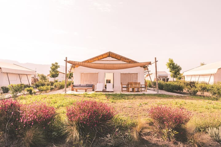 ||SAILS ON KOS|| Tented Villa EXT *Free Breakfast*