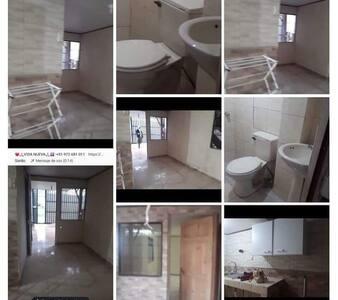 Apartamento tipo estudio persona sola o pareja cómodo y con un clima especial de coronado