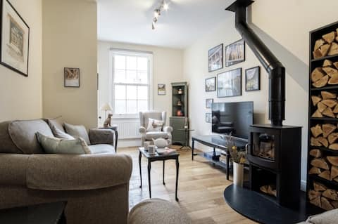 Central York 5★ Stylish Townhouse #Parking#Cinema