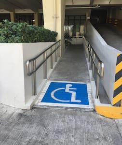 दरवाज़े तक बिना सीढ़ियों का रास्ता
