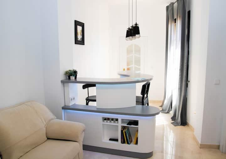 Apartamento Galería de Diseño | Aire + Wi-Fi