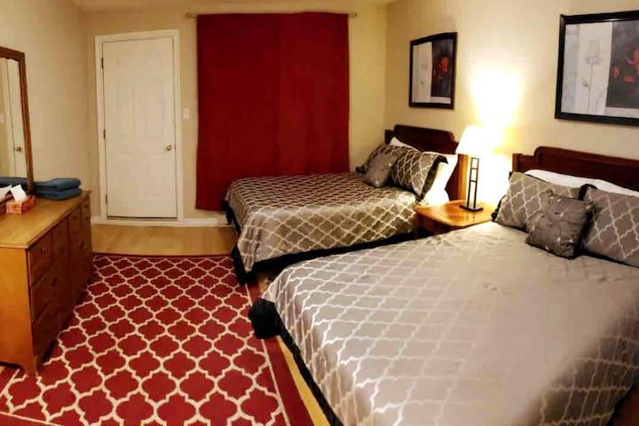 Room 1 beach veiw