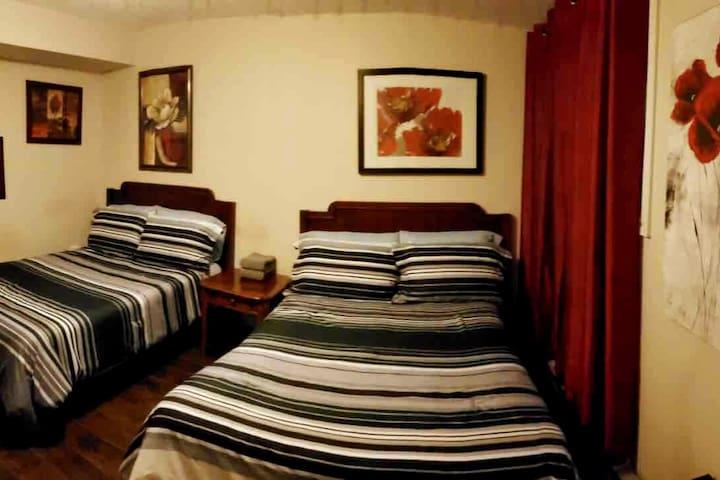 """Room 3 """"Basement """""""
