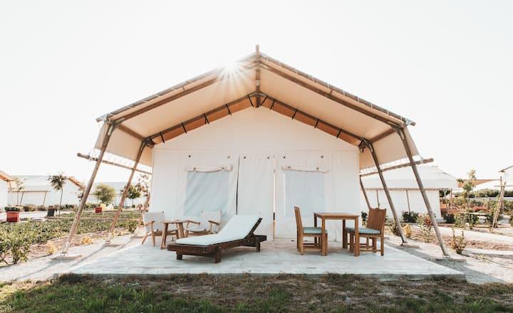 ||SAILS ON KOS|| Safari Tent *Free Breakfast*