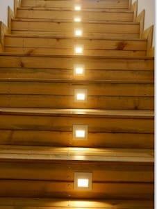 入房间的楼梯